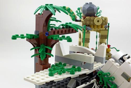 LEGO City Jungle 60161 Jungle Exploration Site 98