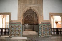 0063   SAADIER-GRÄBER, Marrakesch