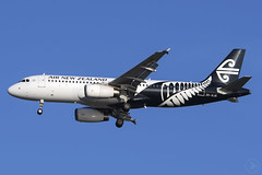 AIR NEW ZEALAND A320 | ZK-OJE | YBBN