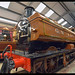 No 5775 17th Sept 2017 KWVR Oxenhope Exhibition Shed