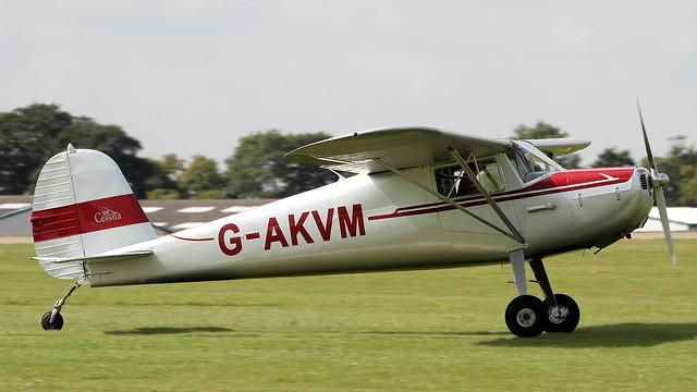 G-AKVM