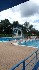 MONTLIEU-LA-GARDE (17) - Piscine municipale - Photo of Clérac