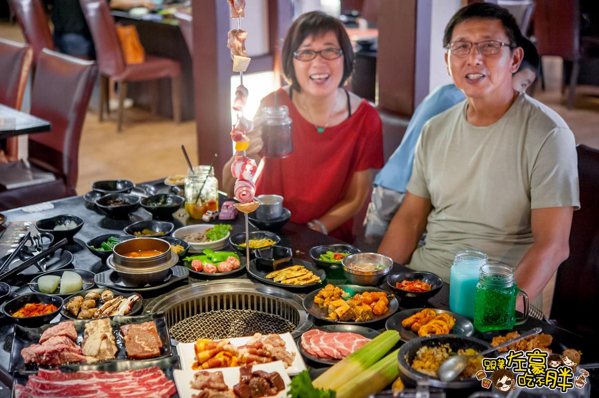 東大門韓式燒烤暢食料理館-76