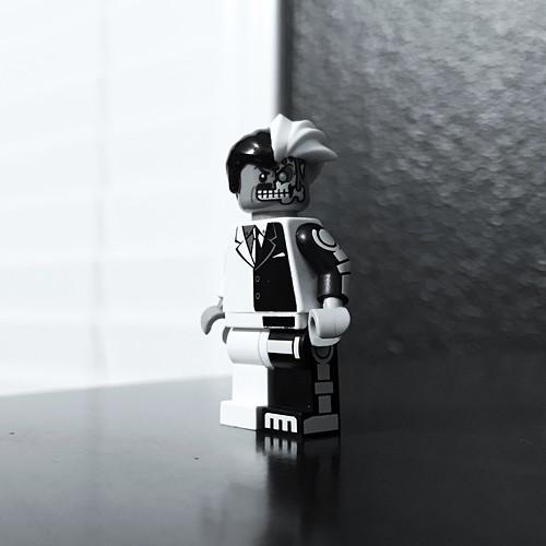 LEGO Custom Batman Villain Update: Two-Face