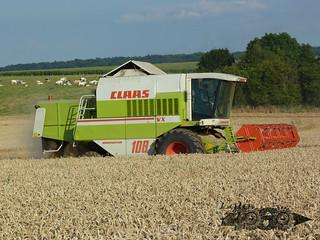 Claas Dominator 108vx-75