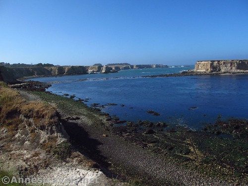 More coastal views along Point Arena-Stornetta National Monument, California