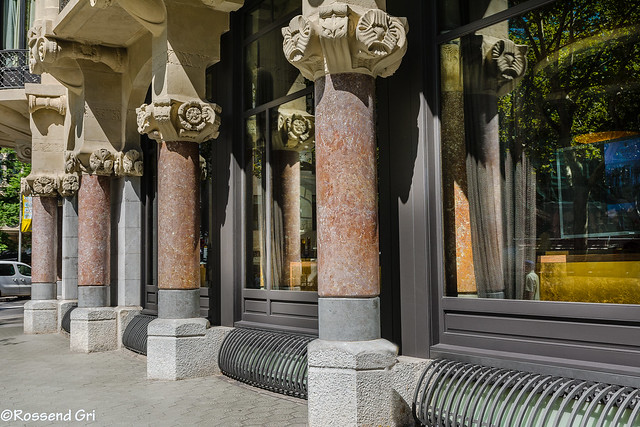 Barcelona - Casa Fuster - 2