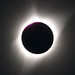 Total solar eclipse -- view from Colton, OR