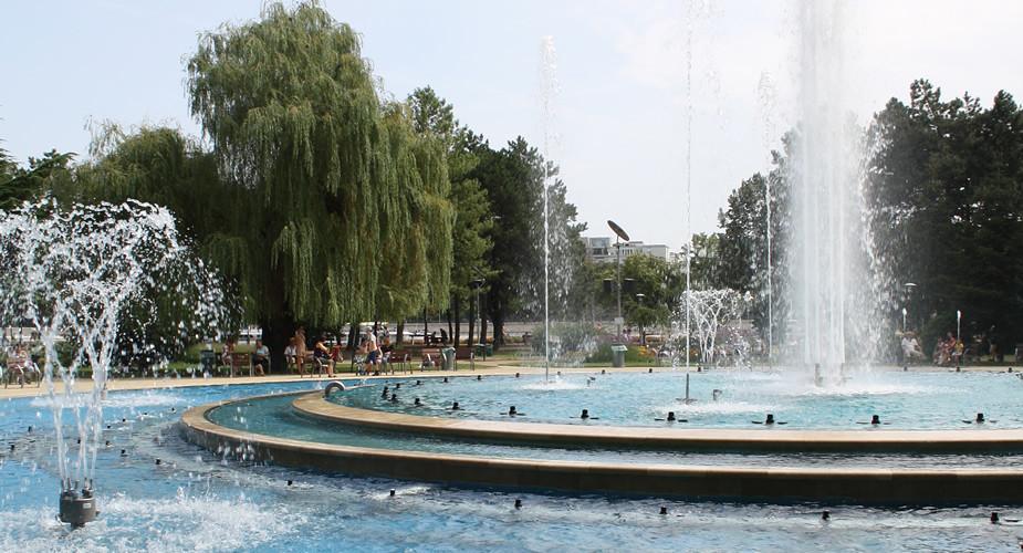 Stedentrip Boedapest. Relaxen in Boedapest: Margit Sziget | Mooistestedentrips.nl