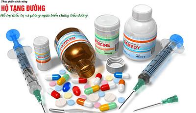 Một số loại thuốc có thể giúp làm giảm đau mạn tính do tiểu đường