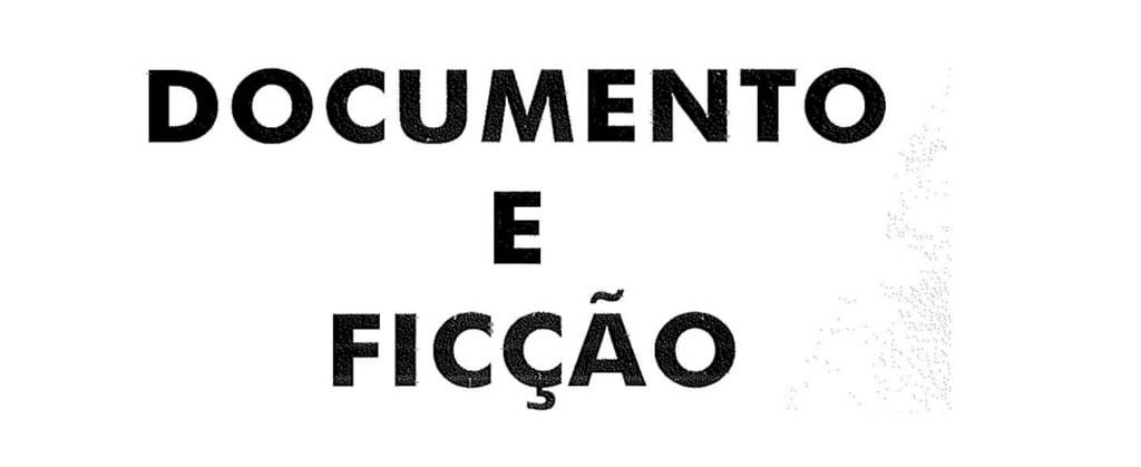 Documento e Ficção