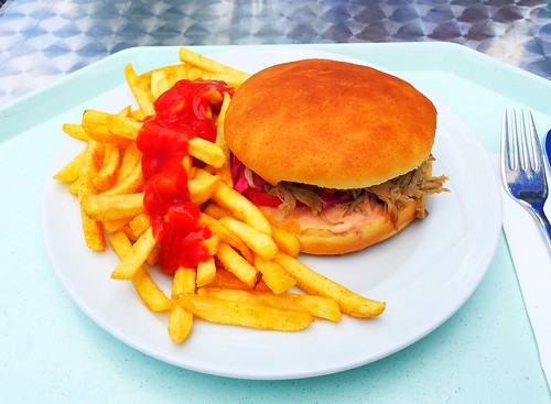 Pulled Pork & Pommes Frites
