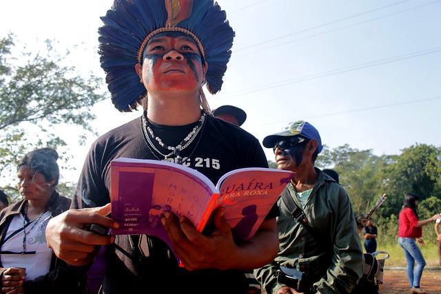 O relatório foi elaborado pela Comissão Guarani Yvy Rupa, com apoio do Centro de Trabalho Indigenista (CTI) - Créditos: Júlio Carignano