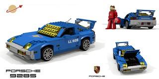 LL928 - Porsche 928 (1978) - Classic Space