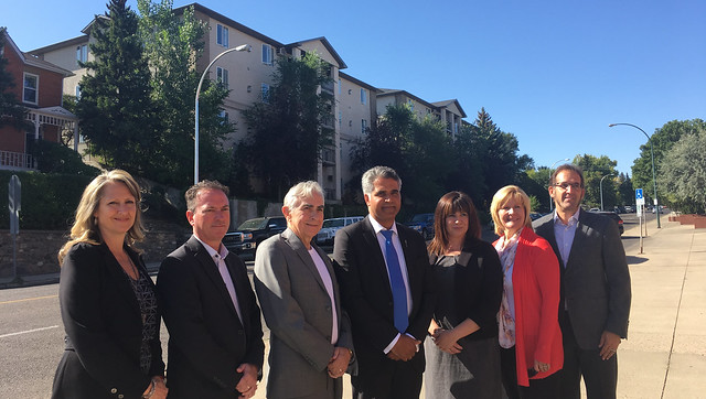 Funding for permanent supportive housing in Medicine Hat