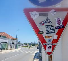 Stickers - Sagres, Portugal