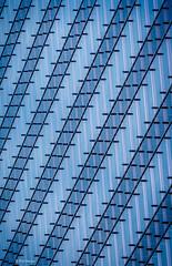Chicago skyscraper abstraction