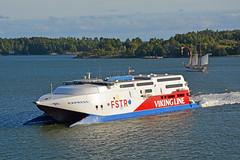 Viking FSTR ferry