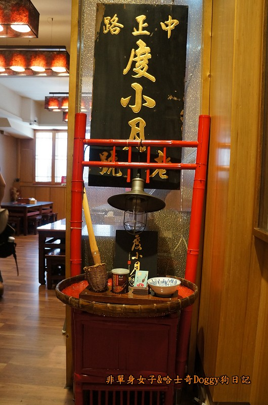 台南孔廟與附近美食20度小月