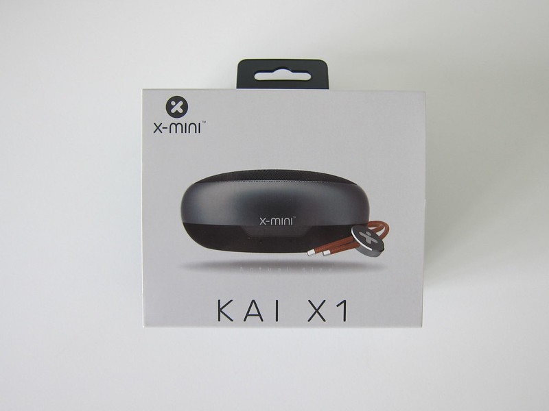 X-mini KAI X1 - Box Front