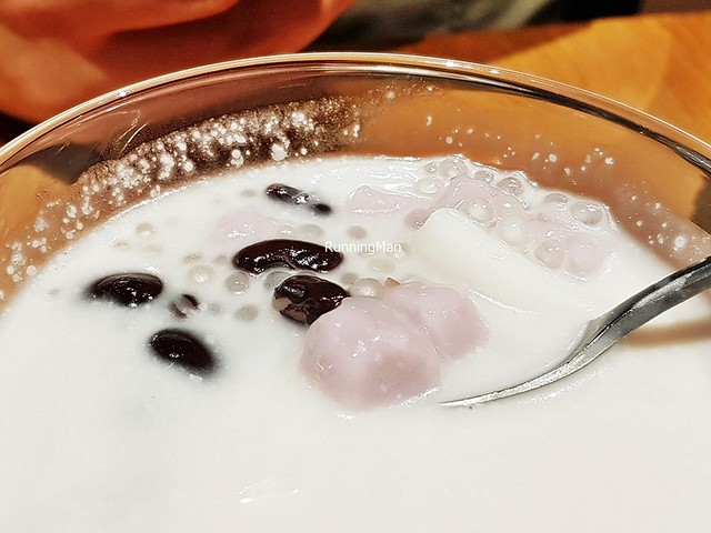 Yam Taro Coconut Sago