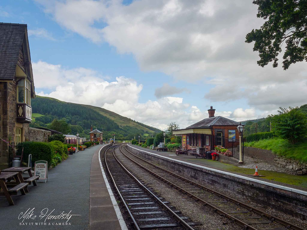 Corwen Station