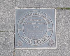 Photo of Bronze plaque number 43606