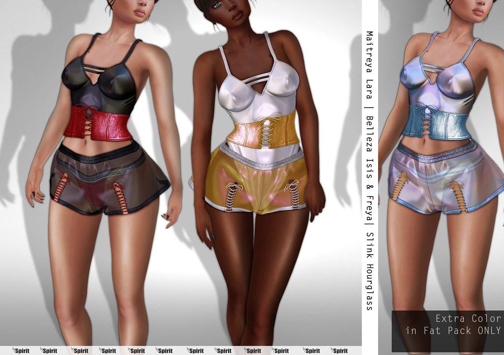 SPIRIT - Alexy outfit - SecondLifeHub.com