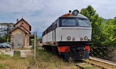 Gare de Digne les Bains, chemins de fer de Provence