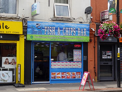 Picture of Blue Sea Fish And Chips Bar, 92 High Street