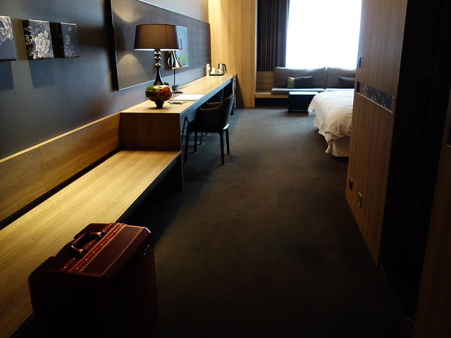 寬闊的行政客房@高雄Hotel dùa住飯店