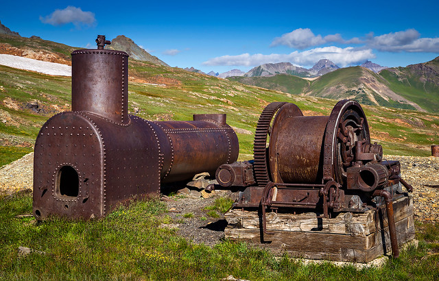 Boiler With A View