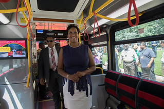 August 1, 2017 DC Circulator Announcement