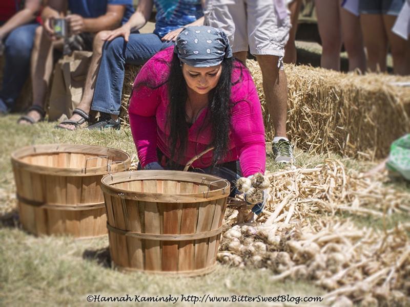 Silent Sunday: Gilroy Garlic Festival