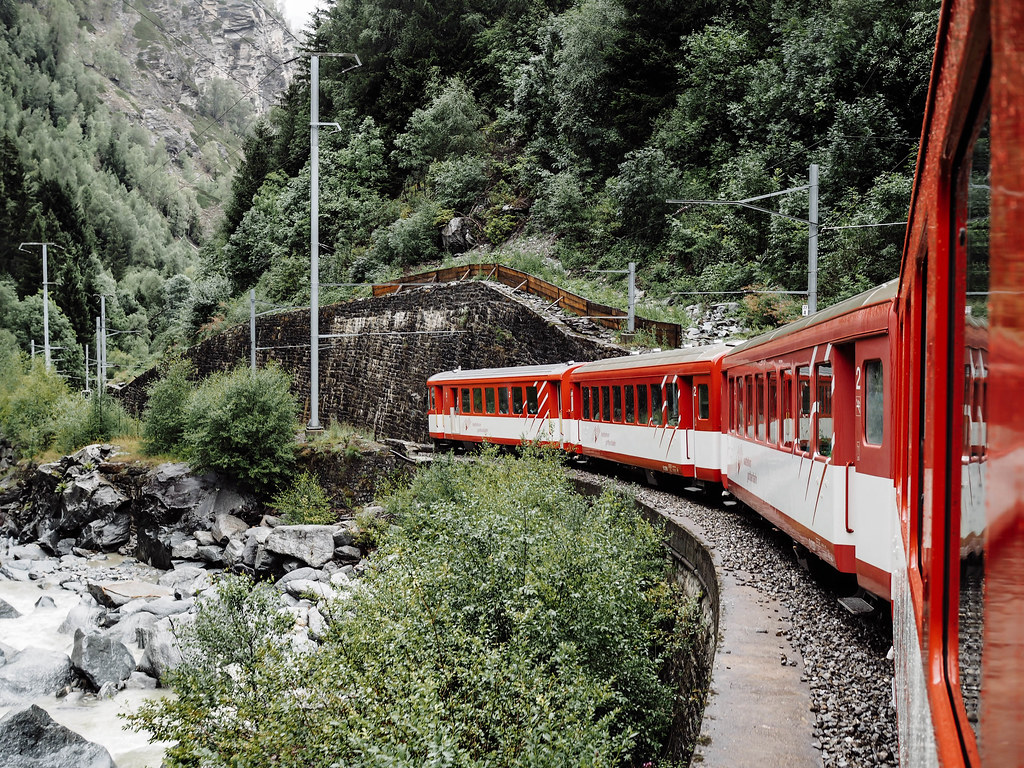 zermatt train ride