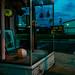 Unusual Storefront, Sunrise, Port Jervis NJ by Steve Fretz