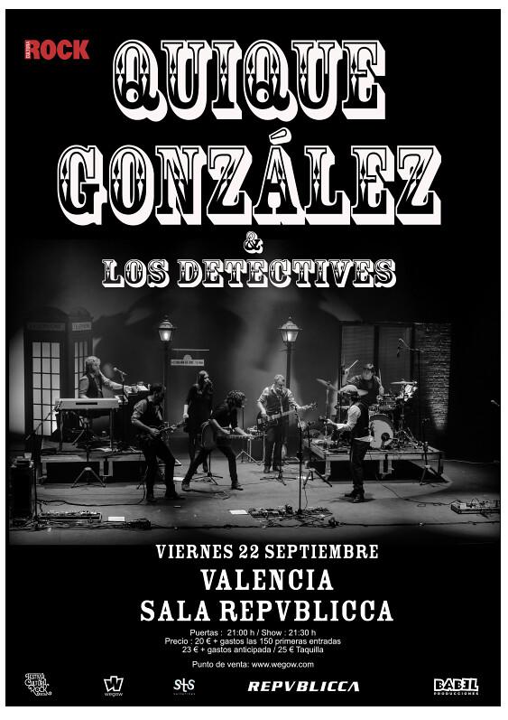 Quique González & Los Detectives - Fin de Gira