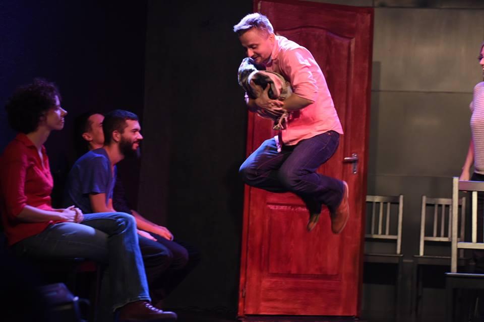 Színházak éjszakája a Momentánban 2017 - képek