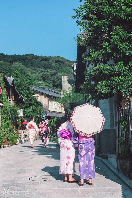 十年,京都四季 | 卷二 | 年月輪轉 | 08