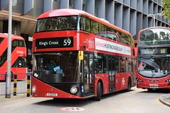 AL LT173 @ London Euston bus station