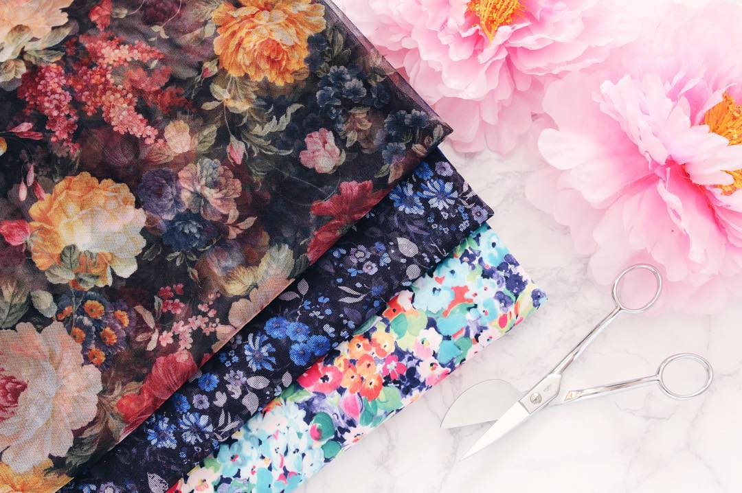Getting Started in Fabric Design Surface Pattern Design