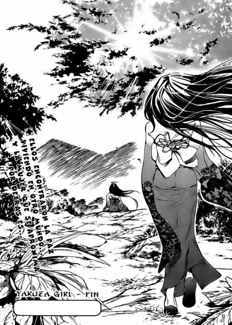 Yakuza Girl - Capitulo 11