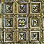 Ceiling (Basilica Papale di Santa Maria Maggiore) - https://www.flickr.com/people/41474913@N05/