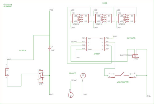 ohmTranslator schematic