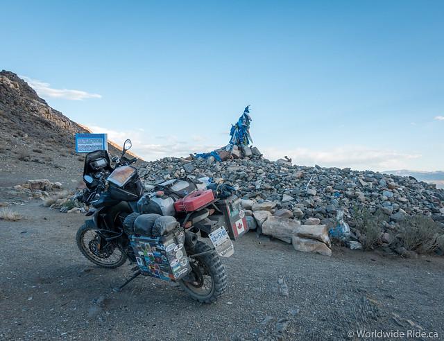 Mongolia Uglii to Khvod-20