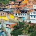 Colorful Favela, Bucaramanga Colombia