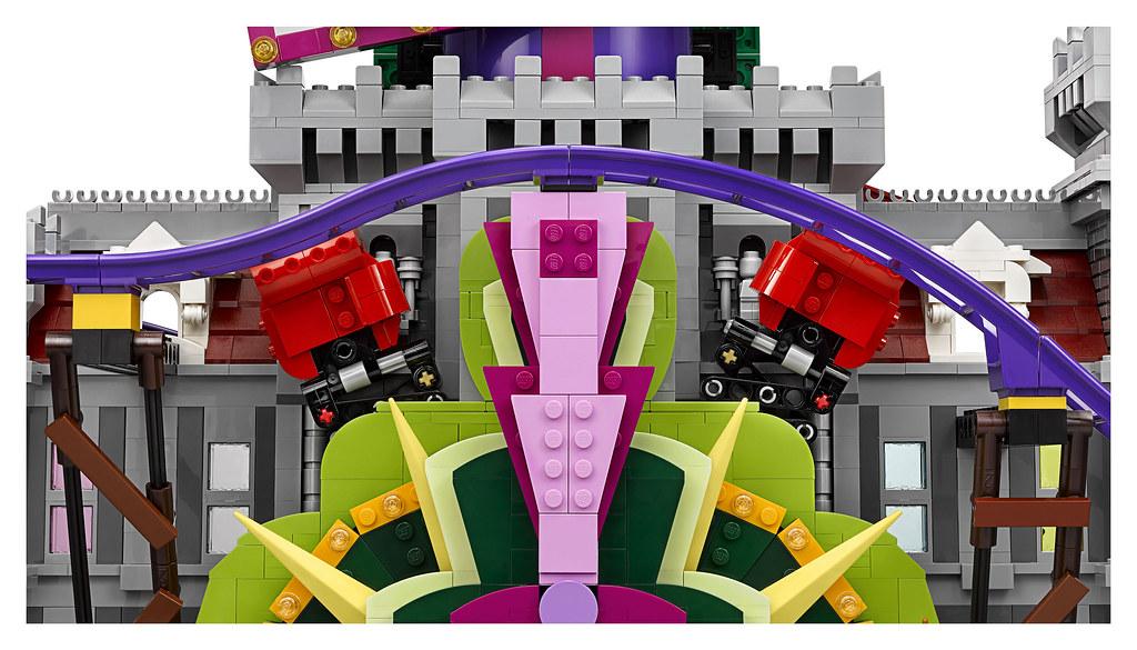 LEGO The Batman Movie 70922 - The Joker Manor