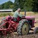 853 UXE David Brown match ploughing