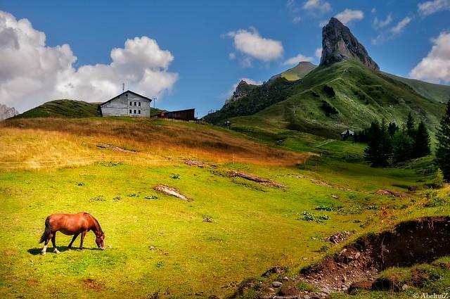 Bannalpsee, Switzerland