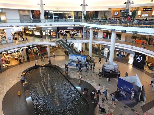 Aberdeen Centre mall atrium